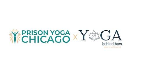 Prison Yoga Chicago + Yoga Behind Bars Trauma Informed Yoga Training