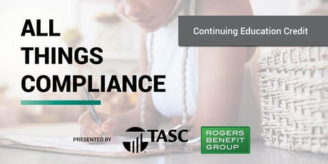 All Things Compliance - CE Event with Carolyn McNairy tickets