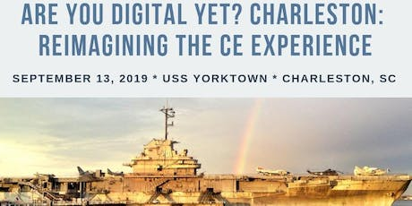 Are You Digital Yet? Charleston tickets