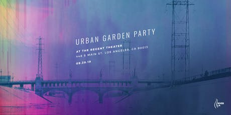Urban Garden Party 2019 tickets
