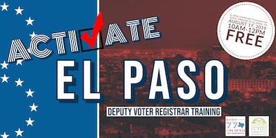 Deputy Voter Registrar Training