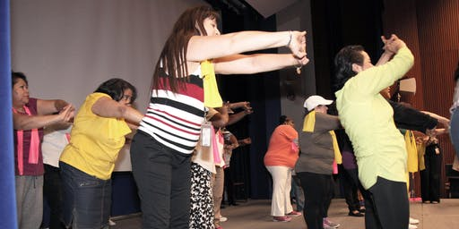 Gentle Dance Exercise for Cancer Recovery @ HealthAlliance Hospital by Moving for Life