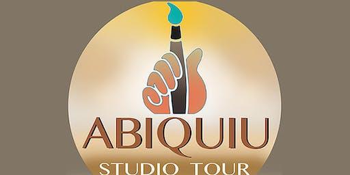 Abiquiu Studio Tour