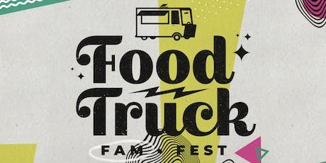 Food Truck Fam Fest tickets