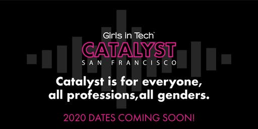 2020 Girls in Tech Catalyst Conference