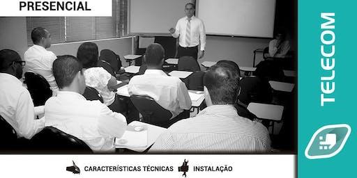 3CX - TREINAMENTO PREPARATÓRIO P/ CERTIFICAÇÃO TÉCNICA AVANÇADA OFICIAL