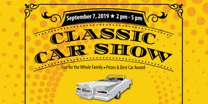 BankFinancial Classic Car Show in Joliet