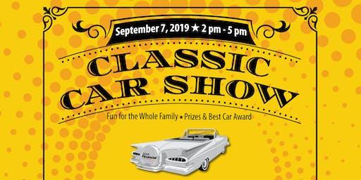 BankFinancial Classic Car Show in Joliet