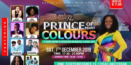Joseph, The Prince of Many Colors tickets