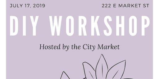 Farmer's Market Workshop