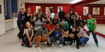 La Kossa® Afro Dance 3 Sunden-Workshop