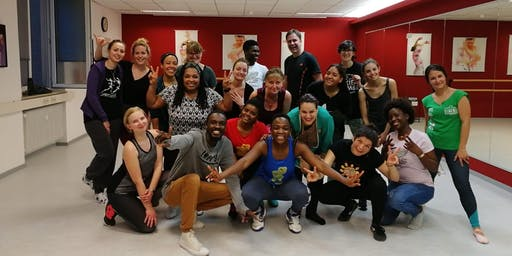 La Kossa® Afro Dance 3 Sunden-Workshop