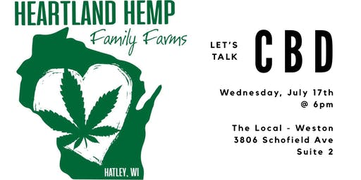 Let's Talk CBD with Heartland Hemp Family Farms
