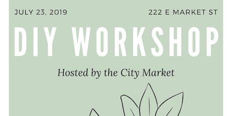 Farmer's Market Workshop tickets