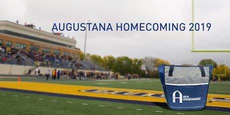 Augustana Homecoming 2019 tickets