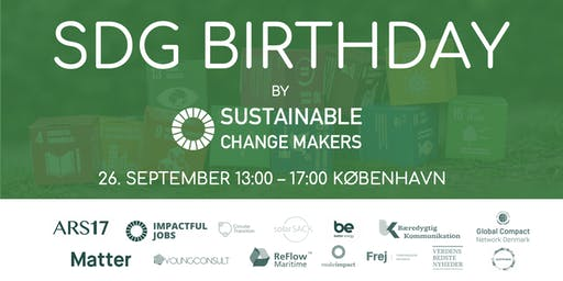 SDG Birthday by Sustainable Change Makers