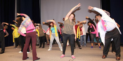 Gentle Dance Exercise for Breast Cancer Recovery @ NYU Winthrop Hospital by Moving for Life