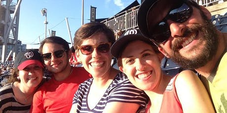 Rodef 2100: Young Professionals @ Nats Park tickets