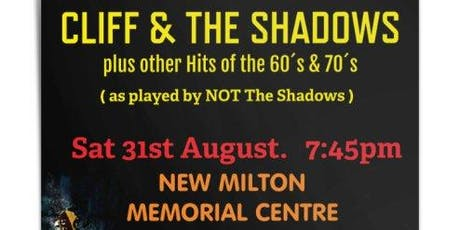 Cliff & the Shadows tickets