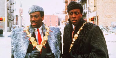Melrose Rooftop Theatre Presents - COMING TO AMERICA