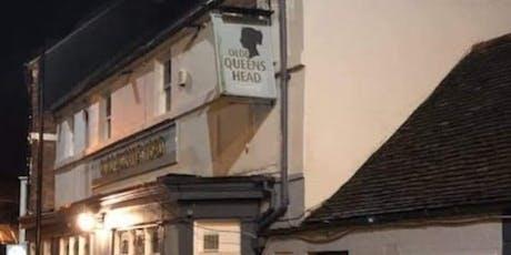 The Queens Head Pub Paranormal Investigation  tickets