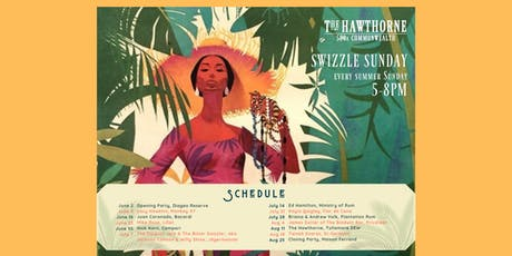 Swizzle Sunday tickets