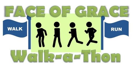 2nd Annual Face of Grace Walk-a-thon tickets