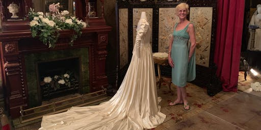 Mallory-Neely House Wedding Fashion Talk and Tour with Jewell Roesler