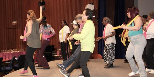 Moving for Life Dance Exercise Class @ Emblem Health Crown Heights