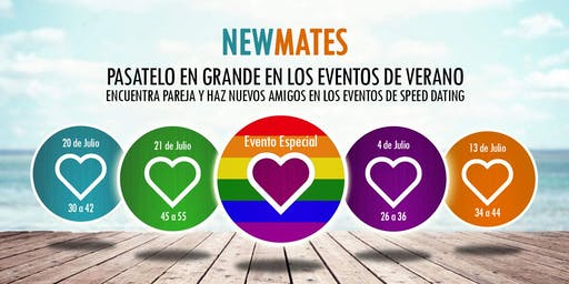Speed dating en Sabadell - 30 a 42
