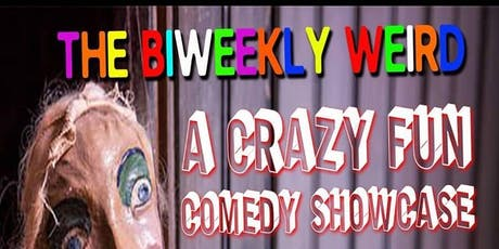 The Bimonthly Weird - show has been canceled tickets