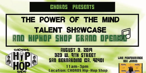 HIP-HOP Shop Grand opening and Talent Show