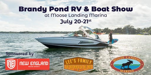 Brandy Pond RV & Boat Show