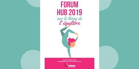 Forum du HUB 2019 2 journées d'idéation / mobilisation nationale - Thème : L'équilibre billets