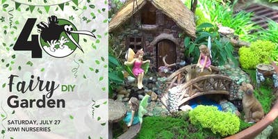 DIY Workshop-Fairy Gardens