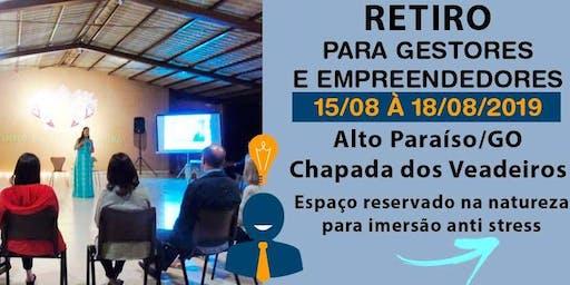 RETIRO PARA GESTORES E EMPREENDEDORES NA CHAPADA DOS VEADEIROS