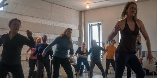 Moving for Life Dance Exercise @ Zwanger Pesiri Radiology