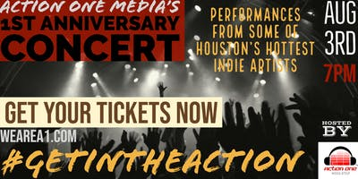 Action One Media's Anniversary Concert