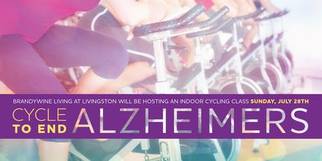 Cycle to End Alzheimer's tickets