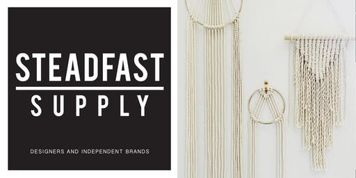 DIY Workshop | Macrame Wall Hangings | Hosted by Jungle and Loom