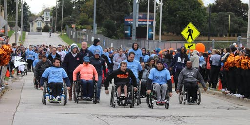 Bryon's Run/Walk/Roll to Cure Paralysis 2019