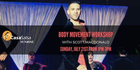 Body Movement Workshop with Scott MacDonald tickets