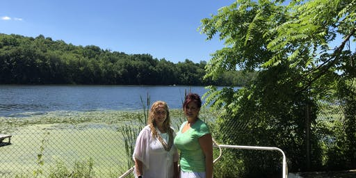 Whispering Spirits By The Lake Mediumship  &  Fire Ceremony