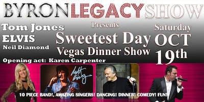 Sweetest Day Vegas Dinner Show