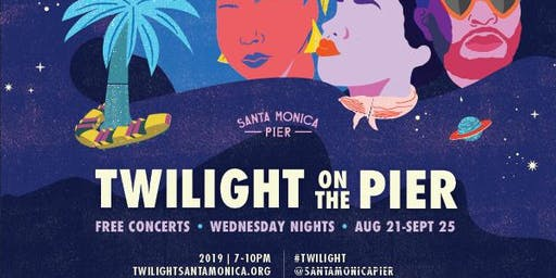 Twilight on the Pier - Concert Series