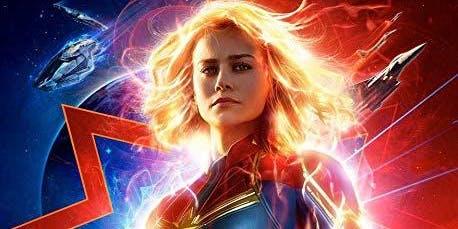 Outdoor Movie Series - Captain Marvel