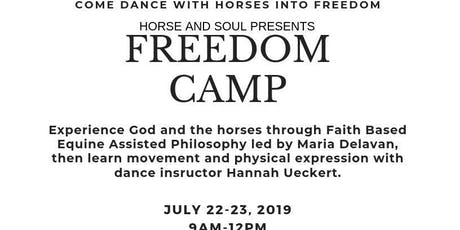 Freedom Camp tickets