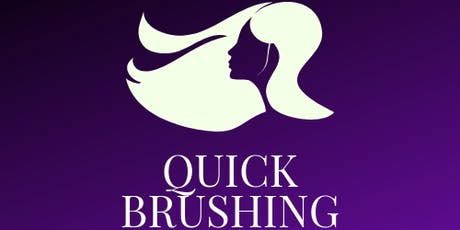 Quick Brushing - Escova Rápida ingressos