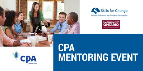 CPA Mentoring Event tickets