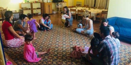 Cherry Blossom Parent and Child Program - Fall Session